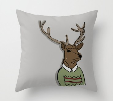 Deer-Alfred-Cushion-Product